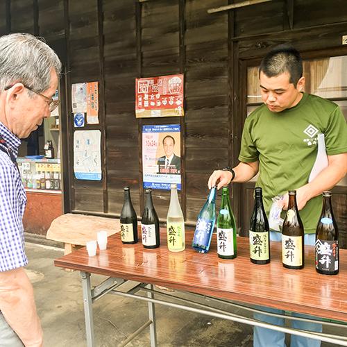 利き酒師に学ぶ日本酒テイスティング教室